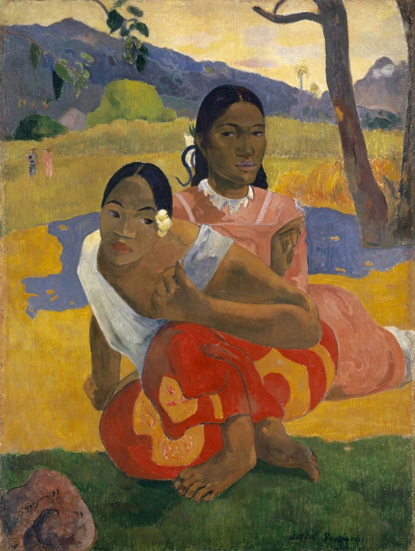 Paul Gauguin 1892 Nafea faa ipoipo?