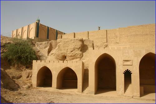 Iglesia en Tikrit