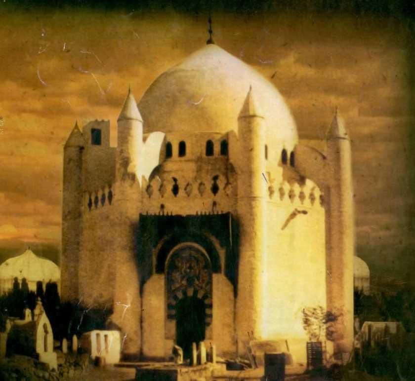 Cementerio al baqi