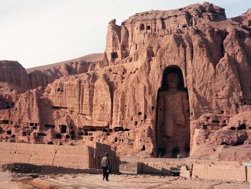 Buda de Bamiyan, Afganistán