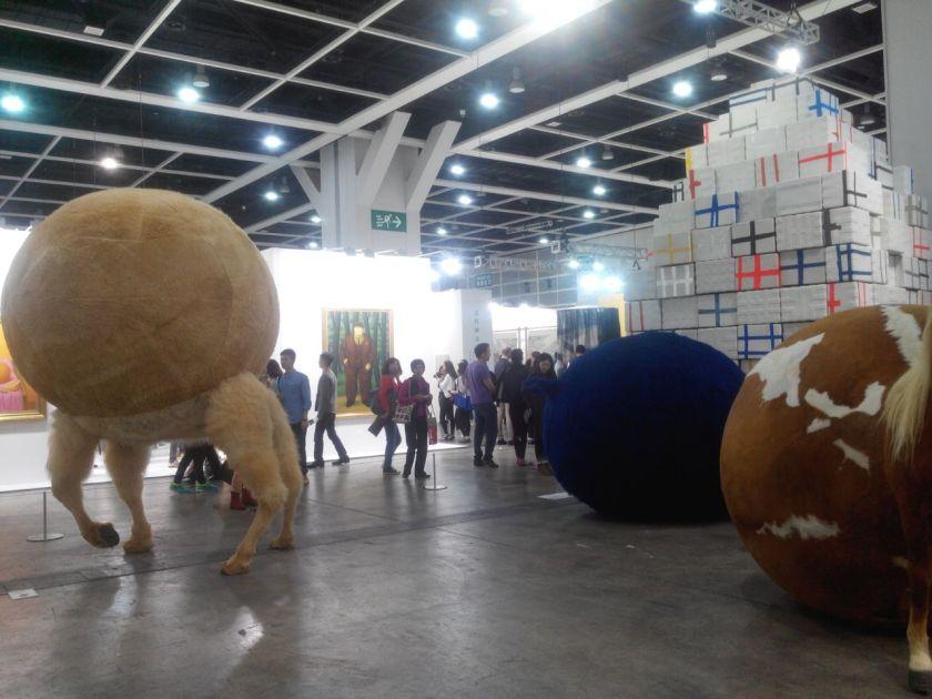 Art Basel Hong Kong 9