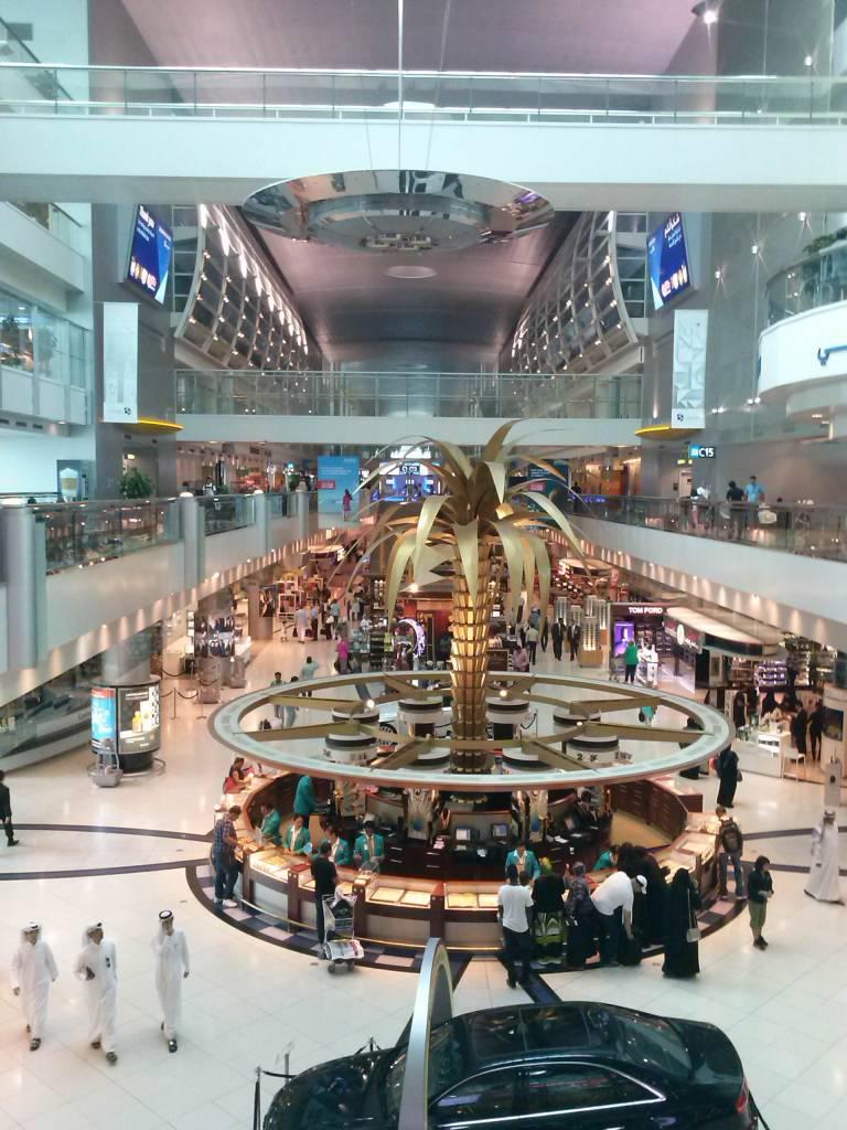 Dubai airpor